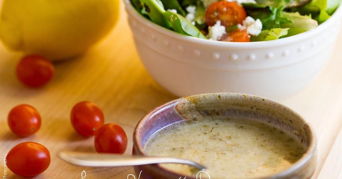 Lemon Vinaigrette Salad Dressing Food Network