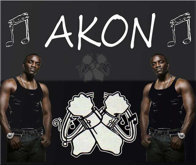 Akon With Akon