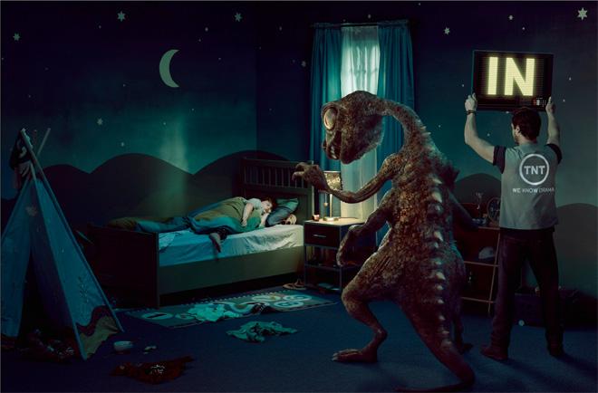 TNT Conoce el drama - Monstruo