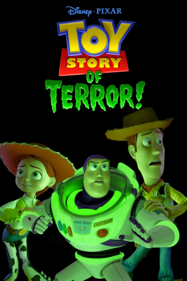 october 30 happy halloween double feature toy story of terror while on a road trip the toy story gang travel to a mysterious roadside motel - Halloween Movies Rated Pg