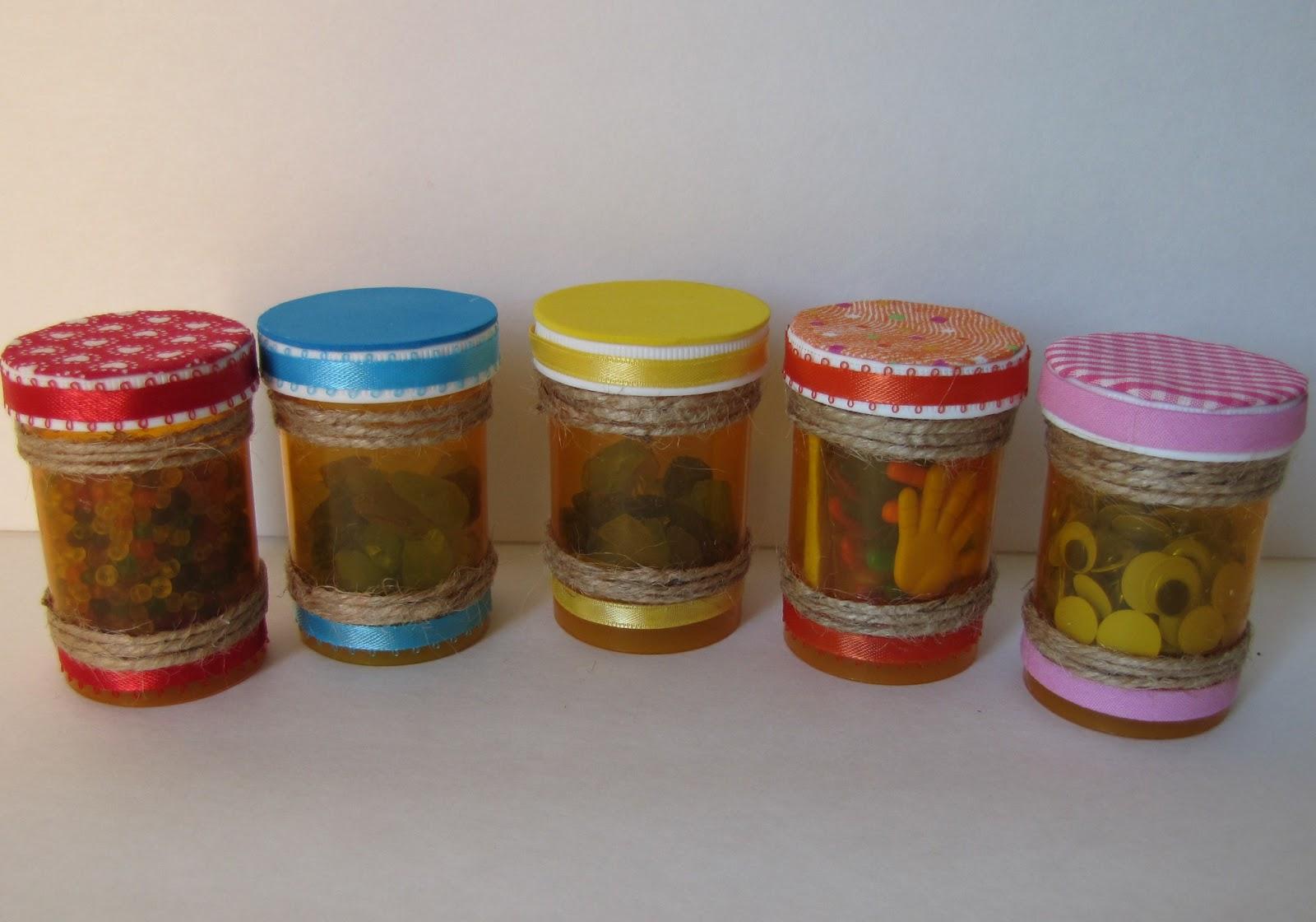 Crafts and digital dollars upcycled pill bottles for Medicine bottle crafts