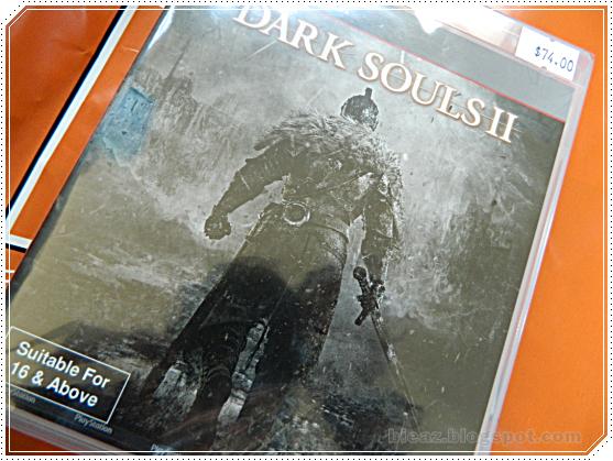 darks souls II