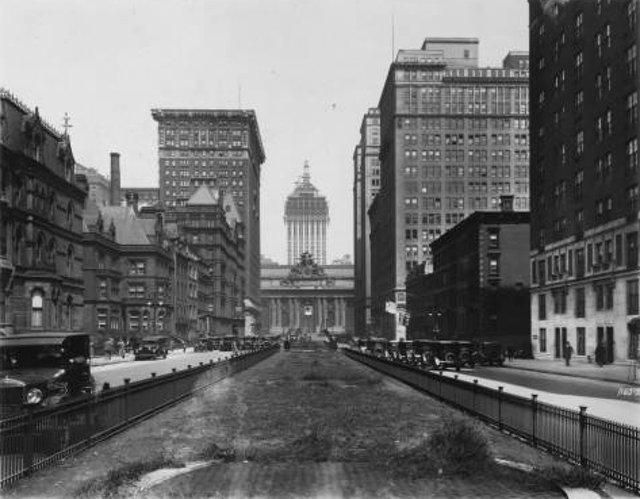 old photos of grand central terminal