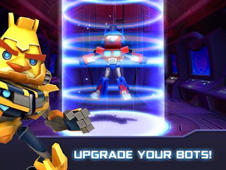 Free Download Official Game Angry Birds Transformers .APK Full + DATA Android