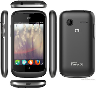 First Firefox run phone comes to the market, 'ZTE Open' to sell for $90.00 (Rs.5400.00)