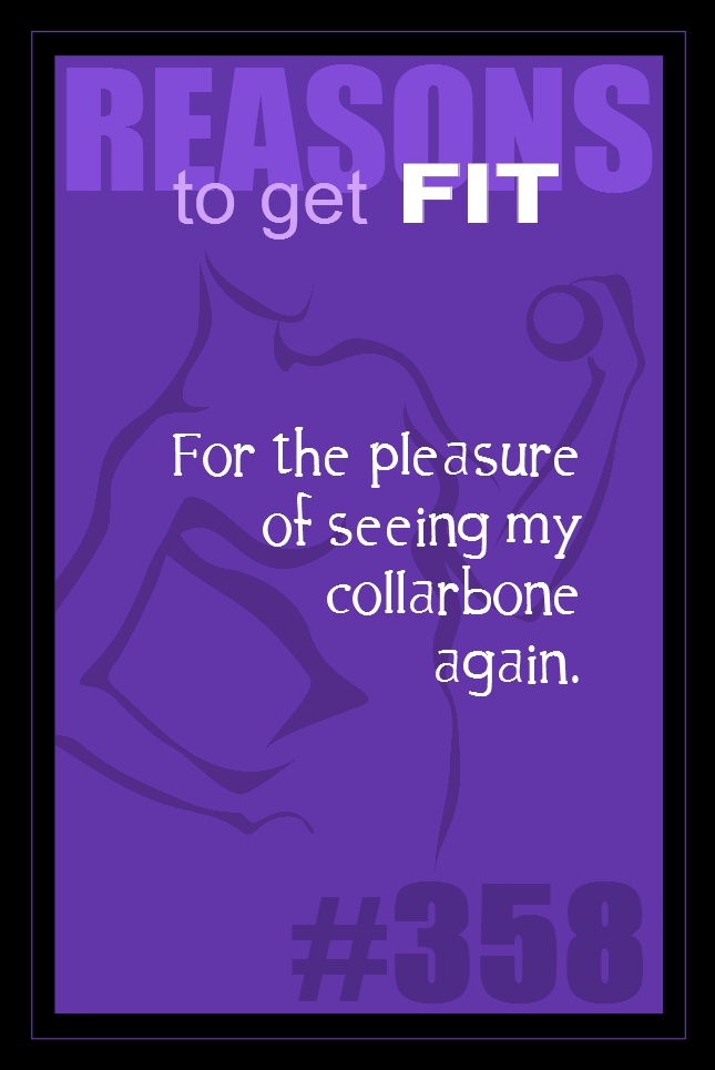 365 Reasons to Get Fit #358