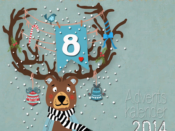 Lila-Lotta Adventskalender 2014 - Türchen Nr. 8