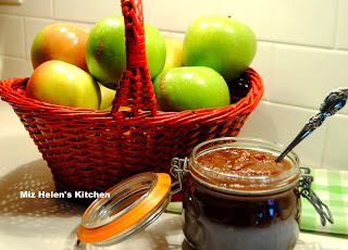 Spicy Apple Butter from Miz Helen's Country Cottage