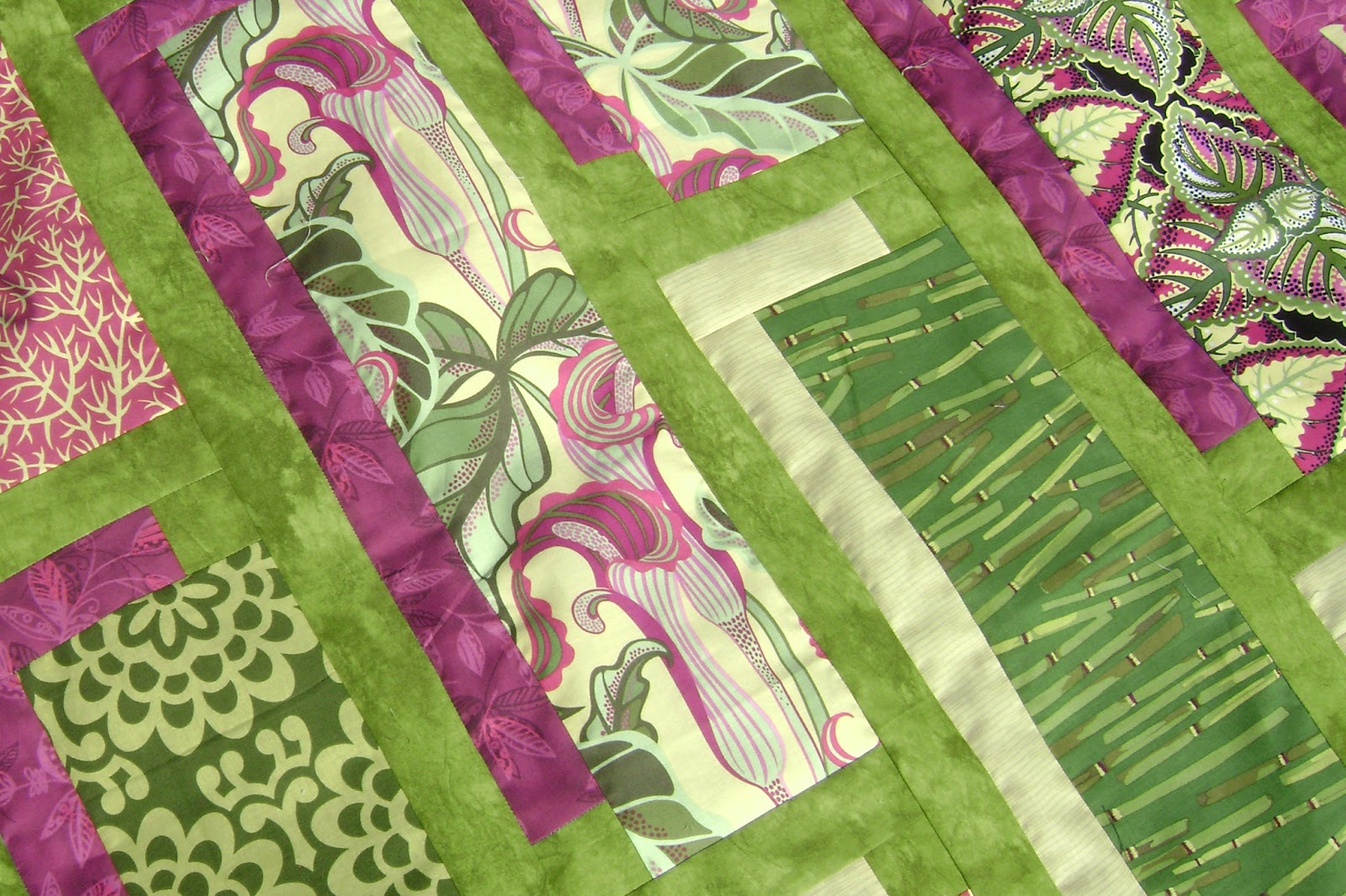 Quilting Is More Fun Than Housework Enough Color
