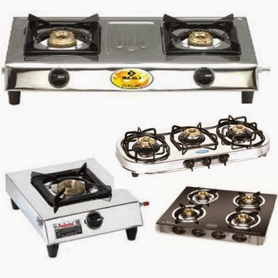 Buy Gass Stoves with upto 40% off from Rs.1499 from Snapdeal:Buytoearn