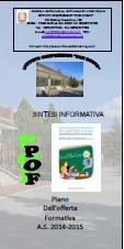POF 2014-2015: Sintesi informativa