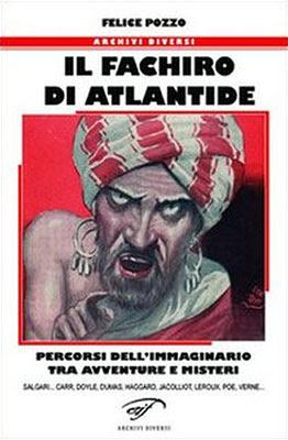 Il fachiro di Atlantide, 2013, copertina