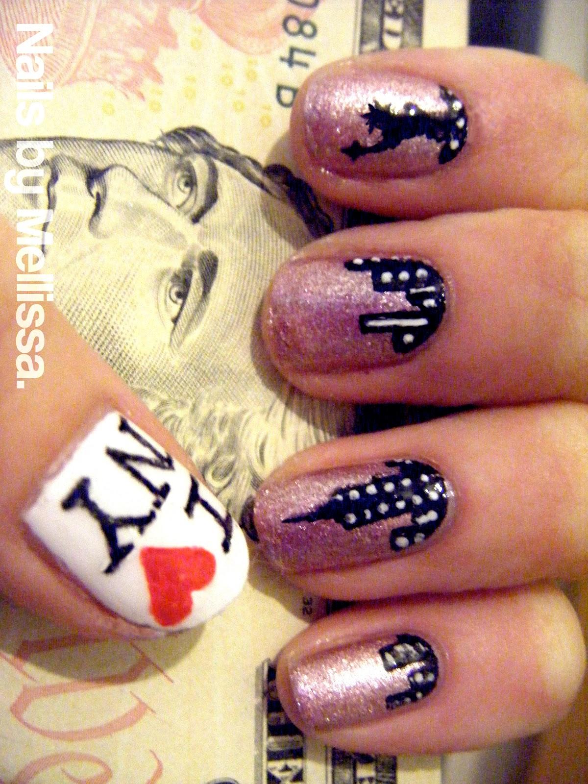 New York Nail Designs | Nail Designs, Hair Styles, Tattoos and ...
