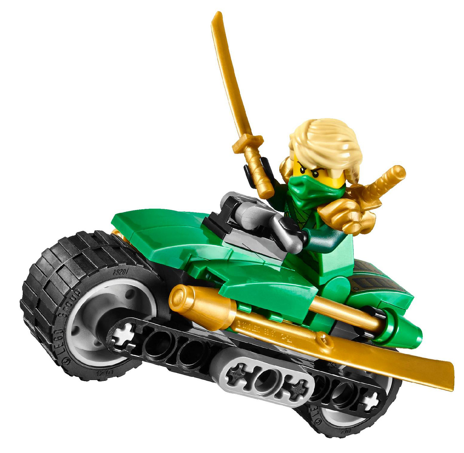 Free Coloring Pages Of Ninjago Golden Weapons