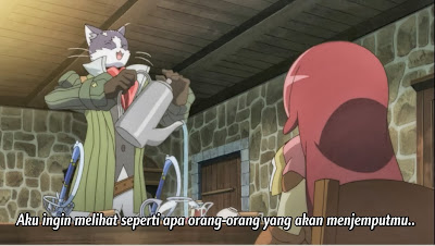 Log Horizon Episode 3 Subtitle Indonesia