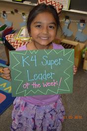 Leader of the Week!