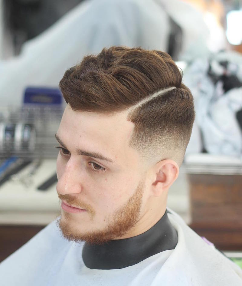 Attempting To Cater Specific Teams Of Men S Hair You Ll Realize Cool Haircut Concepts For Thick And Curling Some Very Designs