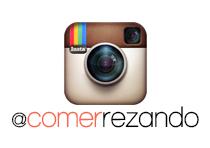 Siga o @comerrezando no Instagram!