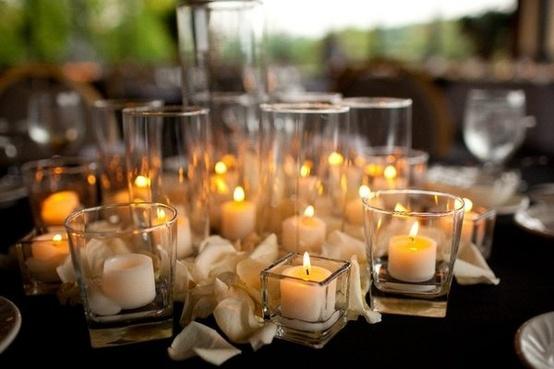 Candle lantern idea for home