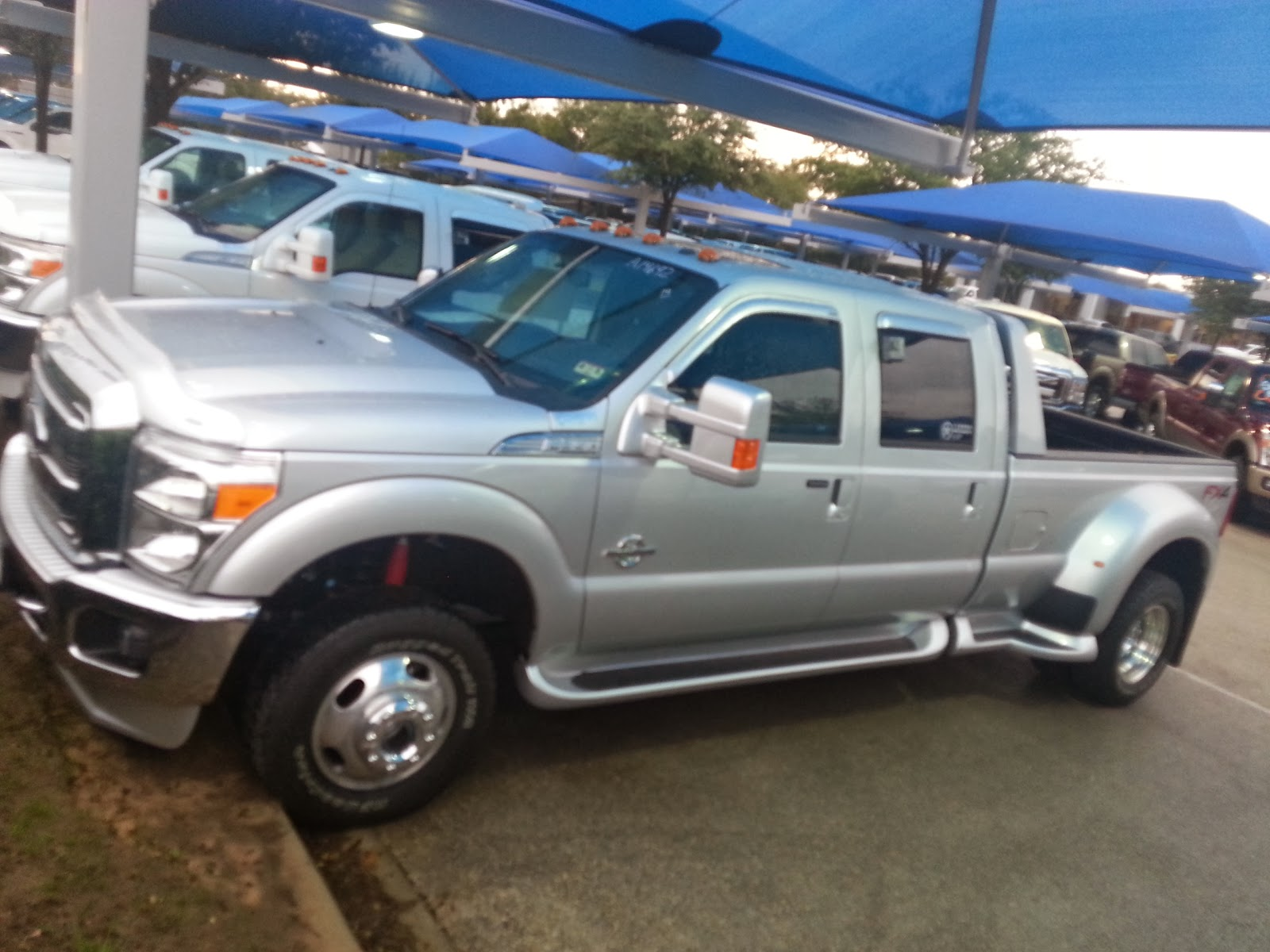 New 2014 Ford F550 F450 F350 Laredo Hauler Trucks TDY Sales 817-243