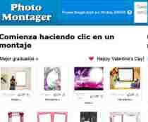 Fotomontajes online gratis PhotoMontager