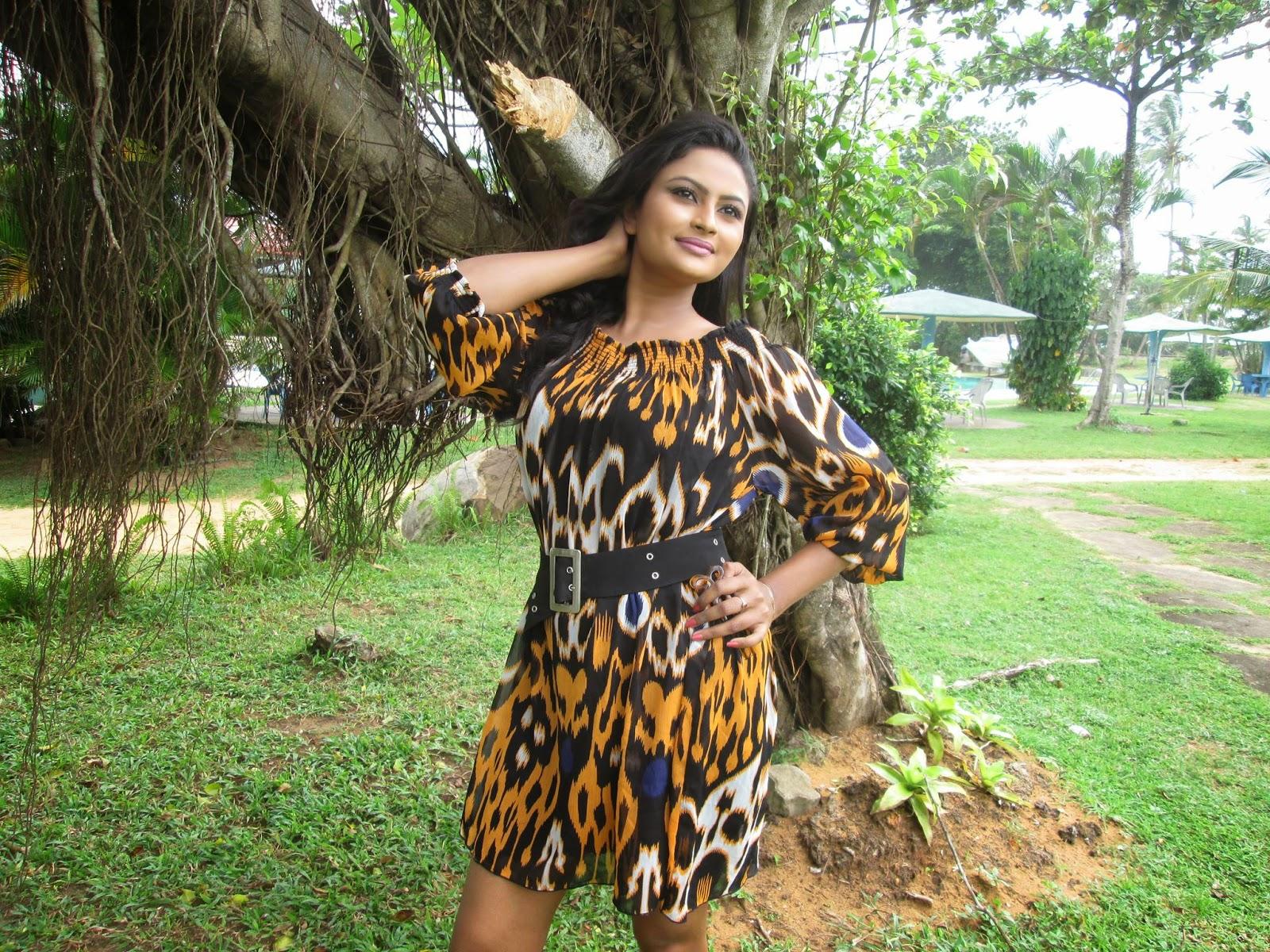 Diana Niroshani sri lankan model