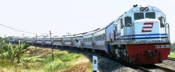 Agen Tiket Kereta Api Online