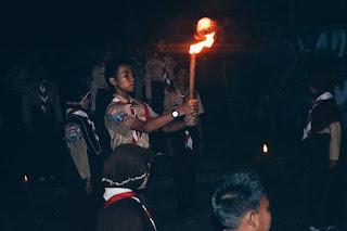 Pelantikan Ramu Gelombang pertama 2015