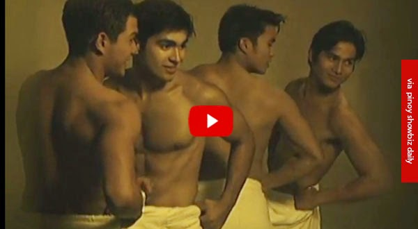 Watch: The Hunks reunion on ASAP's 20th year anniversary
