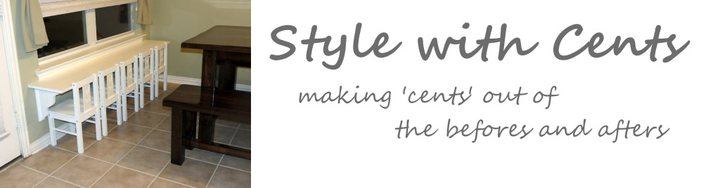 style with cents