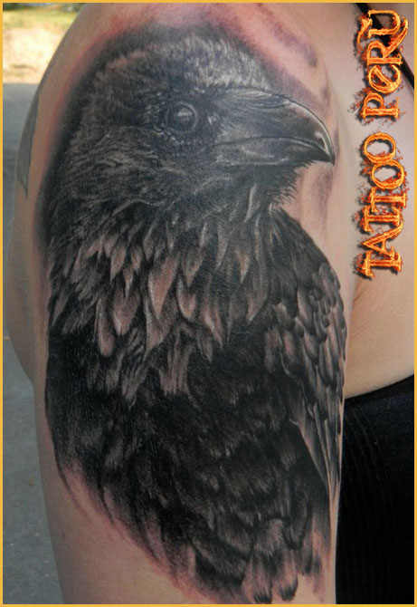 FOTOS DE TATUAJES Tatuajes_de_cuervos