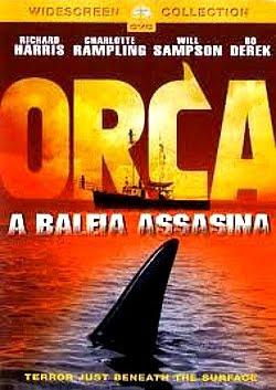 Filme Poster Orca - A Baleia Assassina DVDRip XviD & RMVB Dublado