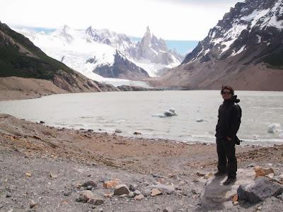 Laguna De los Tres en El Chaltén
