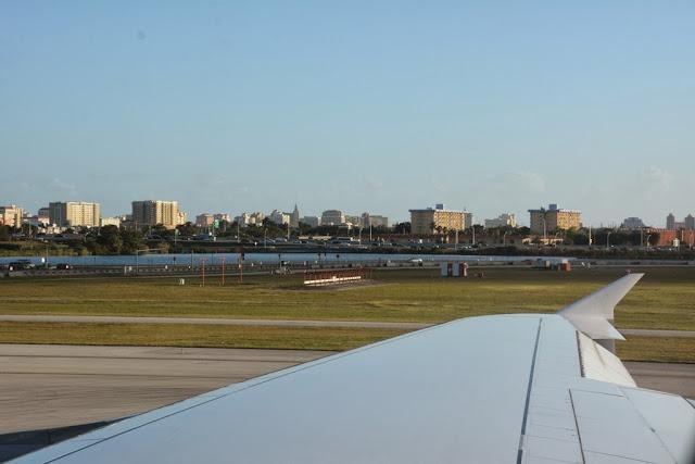 A380 wing Miami