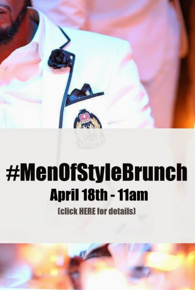 ------------Men Of Style Brunch-----------
