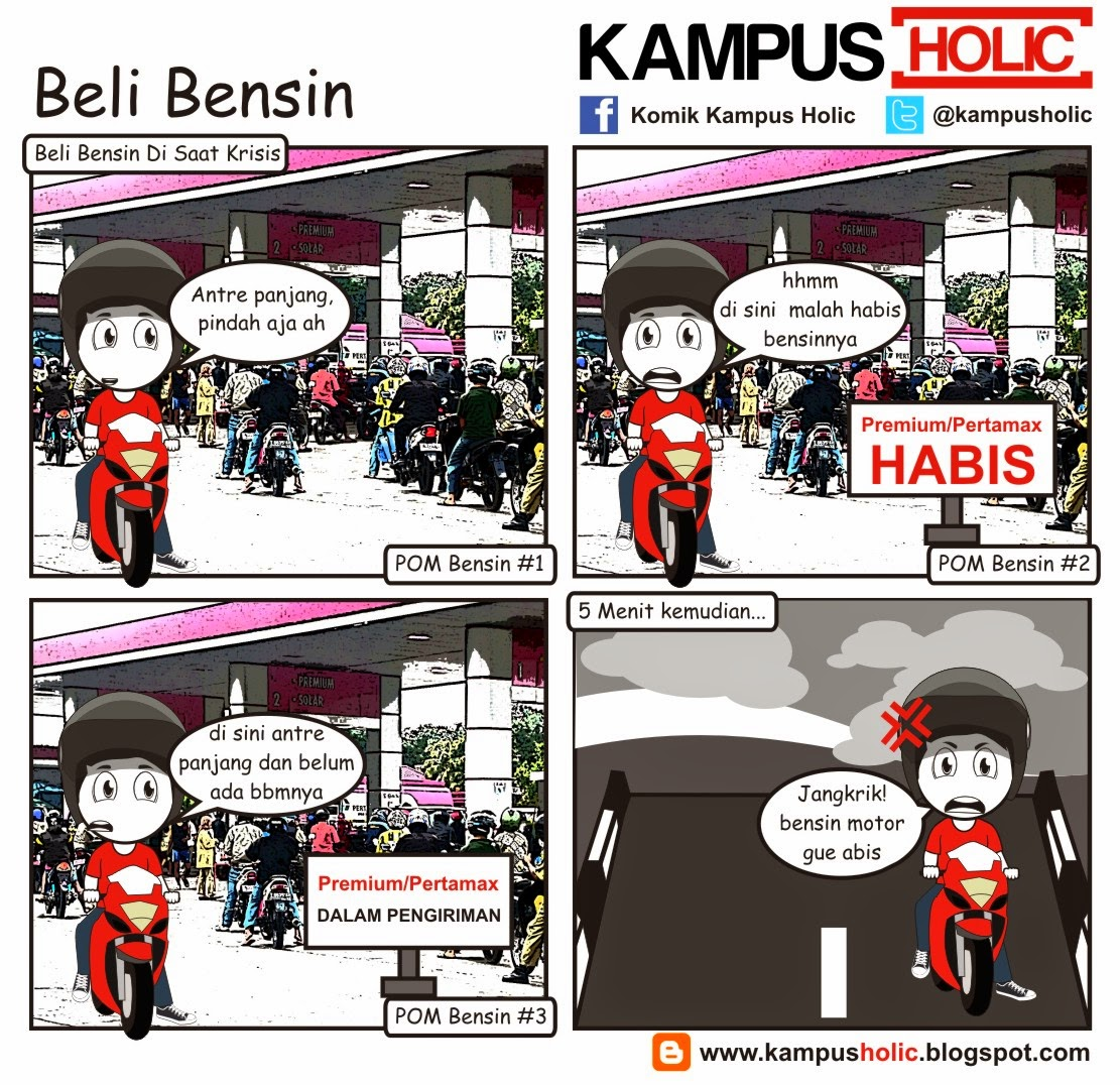 #628 Beli Bensin
