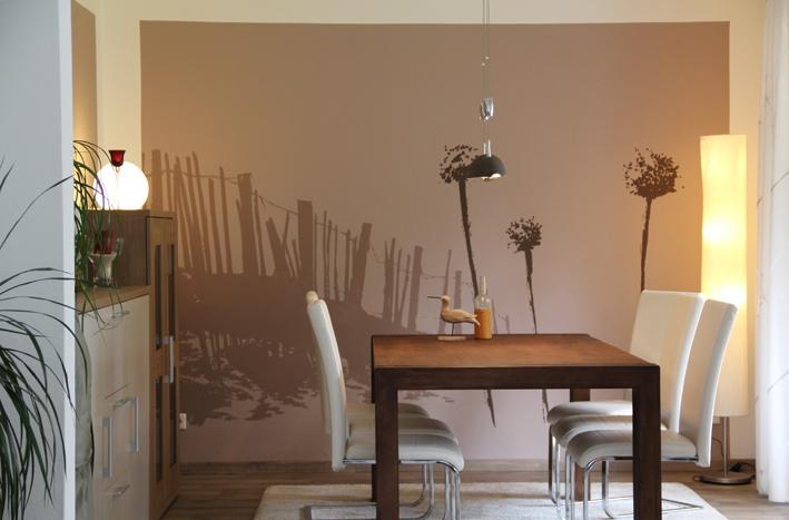 pin wandgestaltung on pinterest. Black Bedroom Furniture Sets. Home Design Ideas