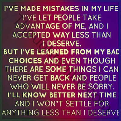 life quotes, I've made mistakes in my life. , thoughtsnlife