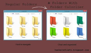 How To Customize Folder With Folder Colorizer