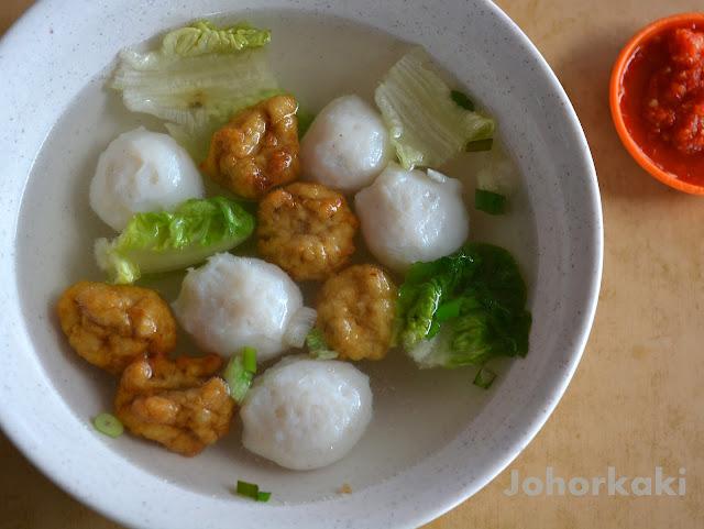 Botak-Handmade-Fish-Ball-Johor-Bahru-Taman-Johor-Jaya-Taratai