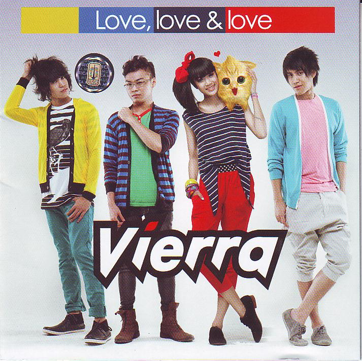 Download Lagu Vierratale Full Album (Love,Love & Love)