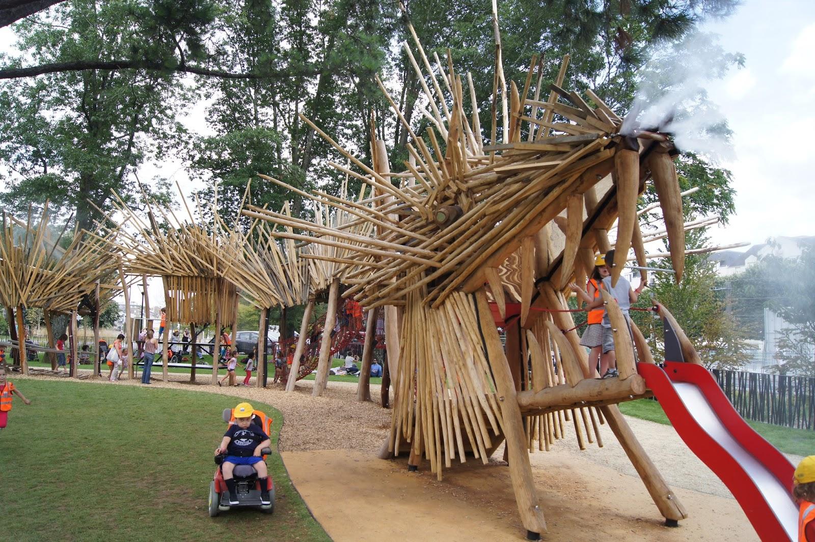 Kinya Maruyama jardin enfants nantes