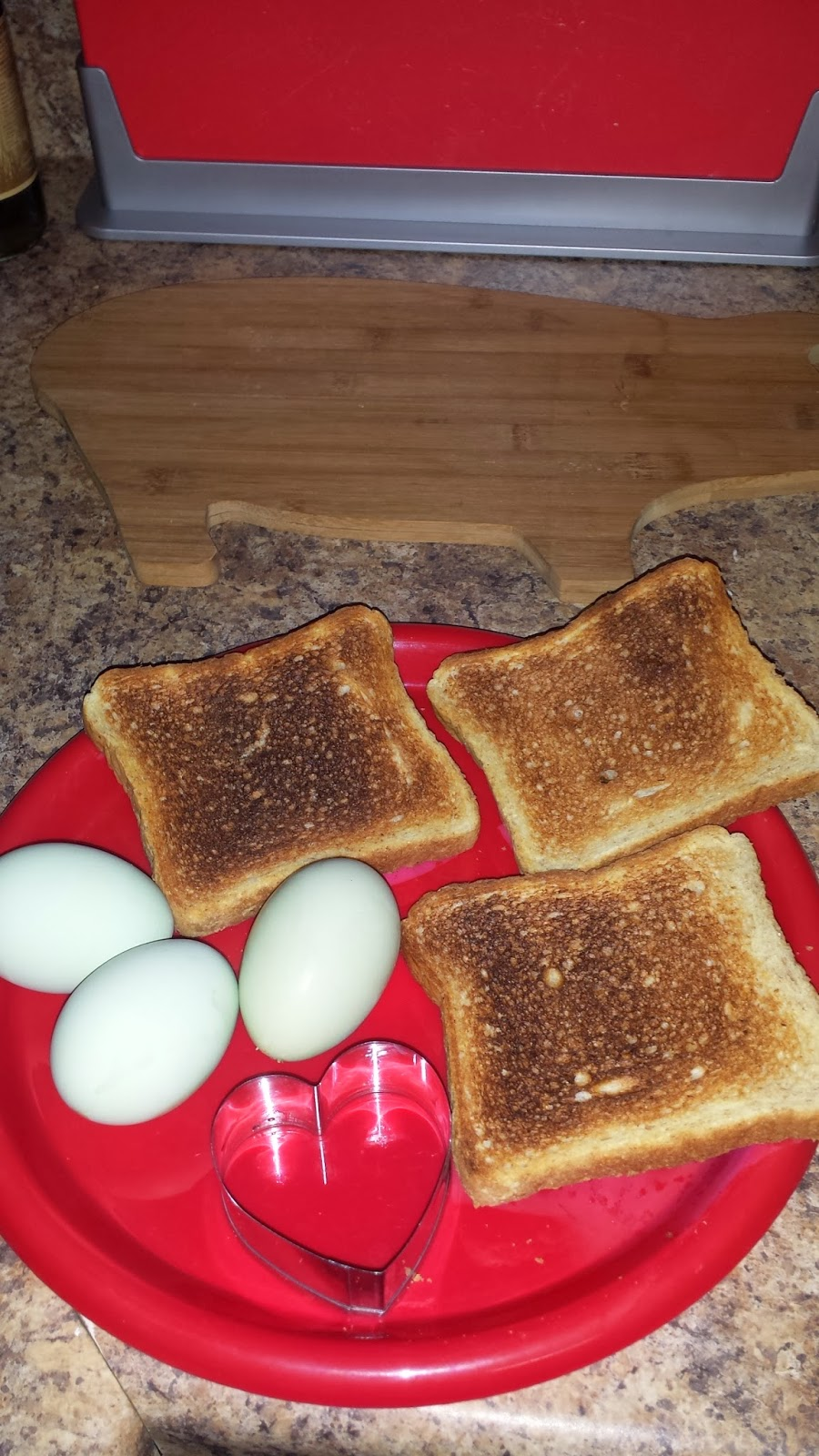 Toad in Hole Valentine's Day Recipes