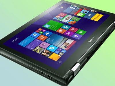 Yoga 500 da Lenovo é um híbrido leve com bom preço
