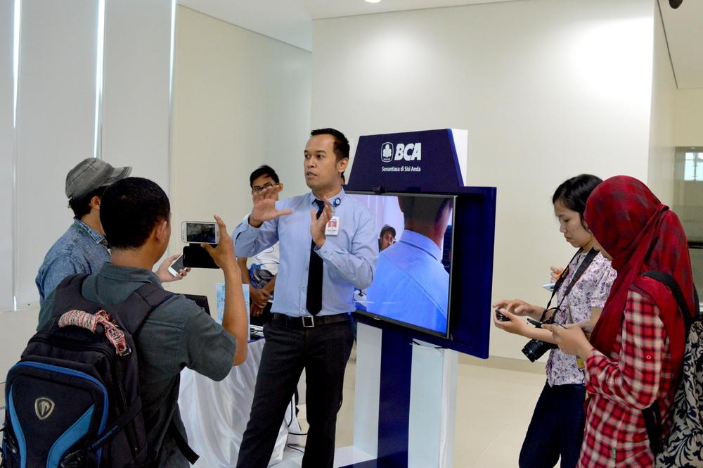 Gebyar Tahapan BCA - AR Competition