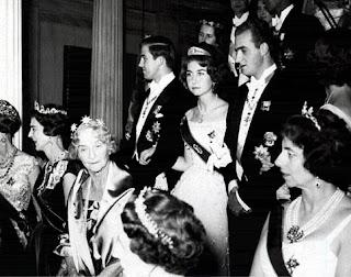 SOFÍA EN GRECIA Juan+carlos+%2526+sofia+wedding