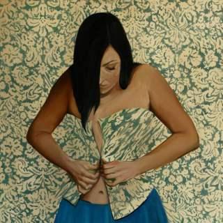 Польская художница. Monika Marchewka
