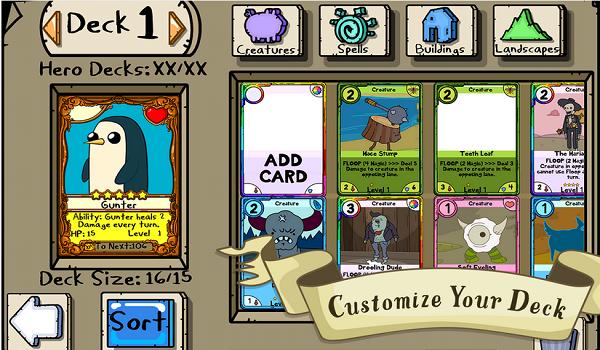 Card Wars Mod APK v1.1.5 Unlimited Gold and Gems