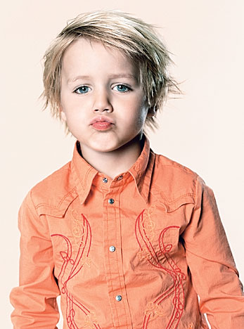 celebrity kids hairstyles. Hairstyle For Boys