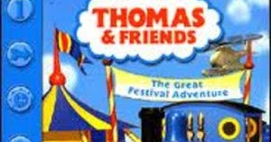 Download Game Thomas & Friends The Great Festival